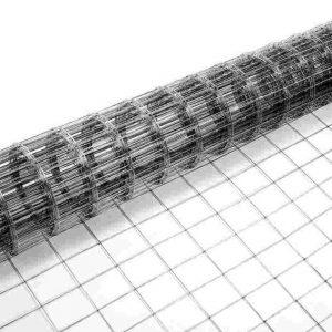 Сетка неоцинкованная в рулонах
